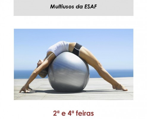 cartaz  pilates