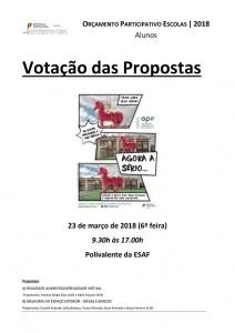 VotaçãoPropostas